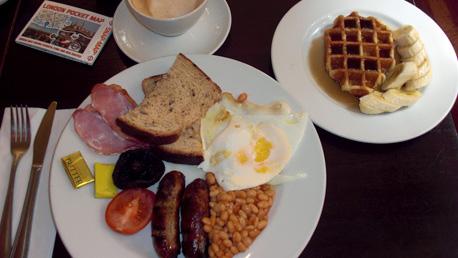 Das Traditionelle Frühstück
