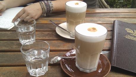 zwei latte