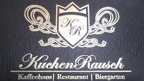 logo kuchenrausch