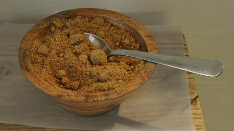 Zucker aus Mauritius