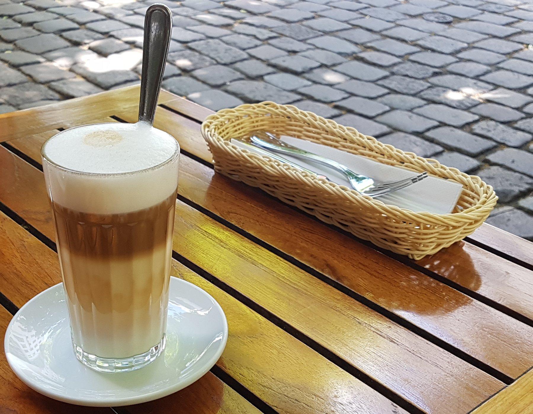 latte gorki park